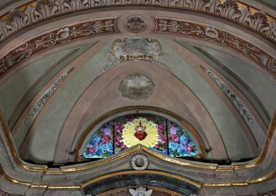 Cappella del Sacro Cuore – Chiesa di San Donato – Vicoforte