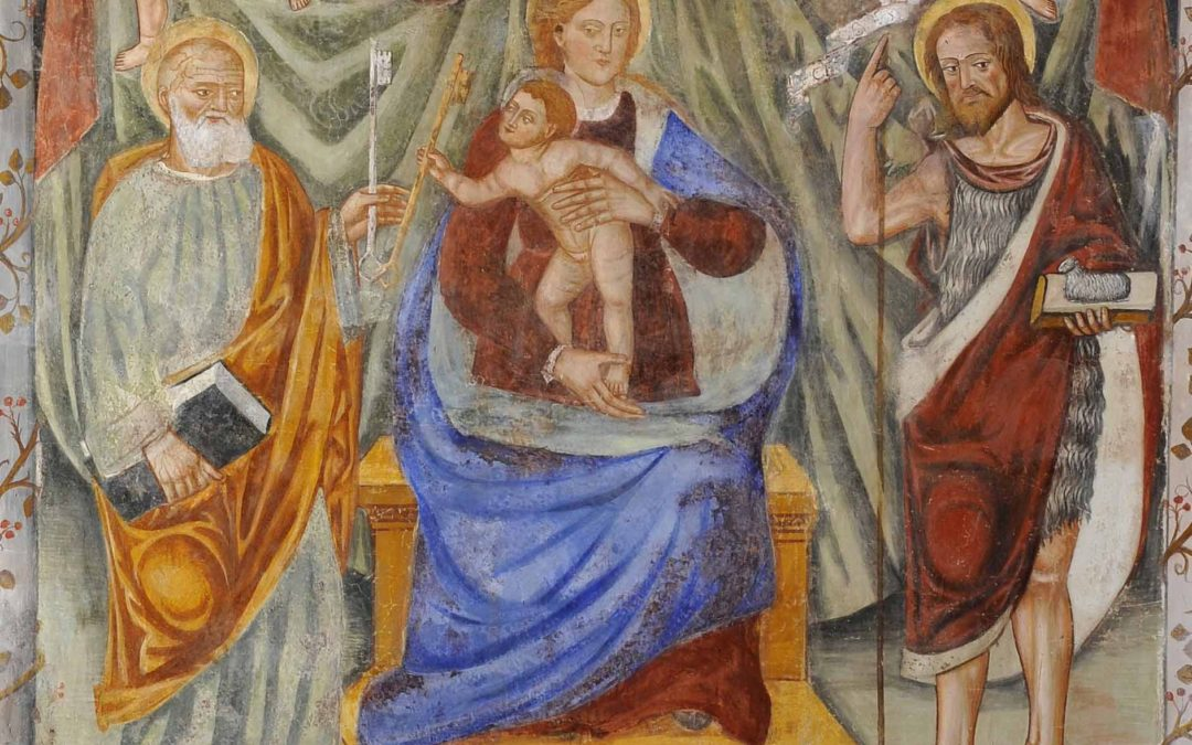 Pieve di San Giovanni Battista – Sale San Giovanni